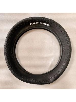 """20""""x4.0 Fat Tire"""