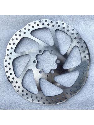 """160mm Disk For 20"""" Folding Bike"""