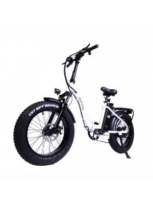 "48V 750W13AH 20""x4.0 Fat Tire Folding Electric Bicycle"
