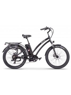 "48V500W12.5Ah 26"" Beach Cruiser Electric Bicycle"