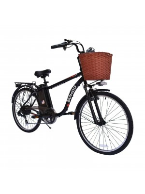 "SOHOO 36V350W10A 26"" Electric Bicycle"