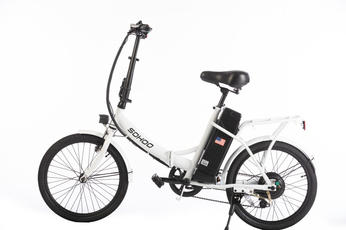 "36V350W8.8Ah 20"" Folding Electric Bike"
