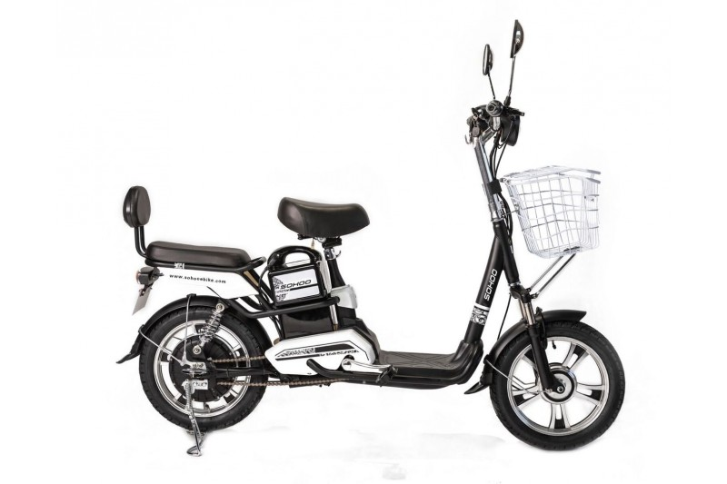 "48V350W12Ah 16"" Electric Scooter"